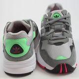 Preview 3 Adidas Herren Sneaker Yung-96 GreTwo/GreThr/ShoPnk F35020