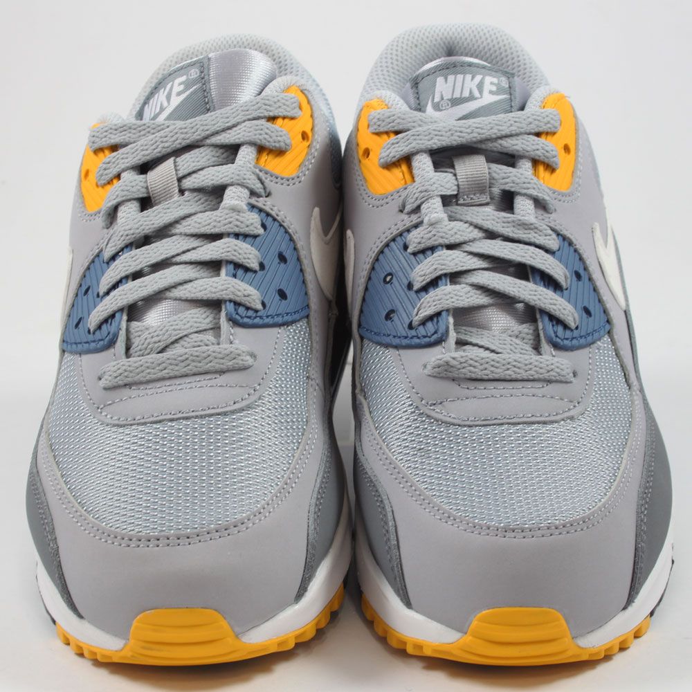 brand new 6abbc cad45 ... Preview 4 Nike Herren Sneaker Air Max 90 Essential Wolf Grey White-Indigo  Storm