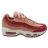 Nike Damen Sneaker Air Max 95 Team Crimson/Dusty Peach
