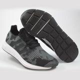 Preview 2 Adidas Herren Sneaker Swift Run CBlack/CBlack/FtwWht BD7977