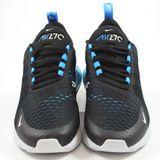 Preview 4 Nike Herren Sneaker Air Max 270 Black/Photo Blue-Blue Fury
