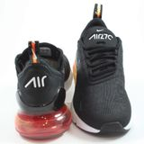 Preview 3 Nike Herren Sneaker Air Max 270 SE Black/Black-Laser Orange