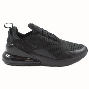 Nike Herren Sneaker Air Max 270 Black/Black-Black