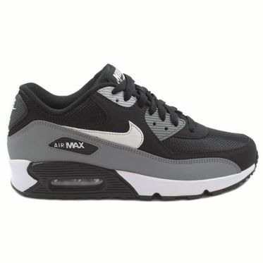 Nike Herren Sneaker Air Max 90 Essential Black/White-Cool Grey