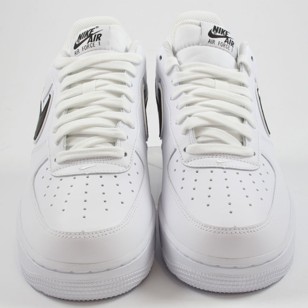 newest 0a95e 54ca3 ... Preview 4 Nike Herren Sneaker Air Force 1 ´07 3 White Black