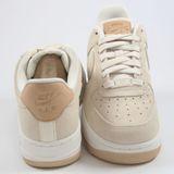 Preview 3 Nike Damen Sneaker WMNS Air Force 1 `07 PRM Pale Ivory/Pale Ivory