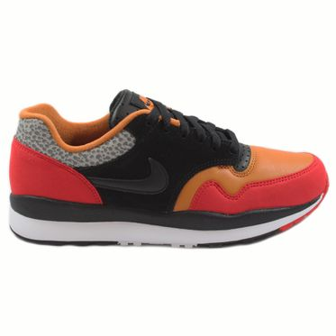 Nike Herren Sneaker Air Safari SE SP19 University Red/Black-Monarch