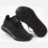 Preview 2 Adidas Damen/Kinder Sneaker Swift Run CBlack/CBlack/CBlack F34314