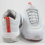 Preview 3 Nike Herren Sneaker Air Max 97 Pure Platinum/Team Orange