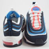 Preview 3 Nike Damen/Kinder Sneaker Air Max 97 BG White/Bright Crimson-Obsidan