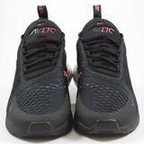 "Preview 4 Nike Herren Sneaker Air Max 270 Black/Laser Fuchsia ""Throwback Future Pack"""