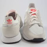 Preview 3 Adidas Damen Sneaker Forest Grove CloWhi/CloWhi/ShoRed CM8418