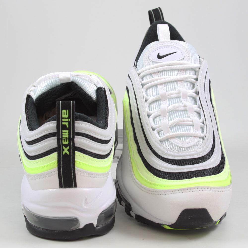 Nike Air Max 97 SE (White Volt Barely Volt Black)