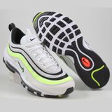 Preview 2 Nike Herren Sneaker Air Max 97 SE White/Volt-Barely Volt-Black