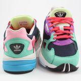Preview 3 Adidas Damen Sneaker Falcon CoNavy/CoNavy/HirEgr CG6211