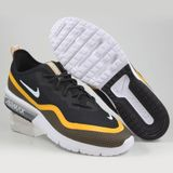 Preview 2 Nike Herren Sneaker Air Max Sequent 4.5 SE Black/White-University Gold