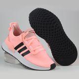 Preview 2 Adidas Damen Sneaker U_Path Run CleOra/CBlack/FtwWht G27996