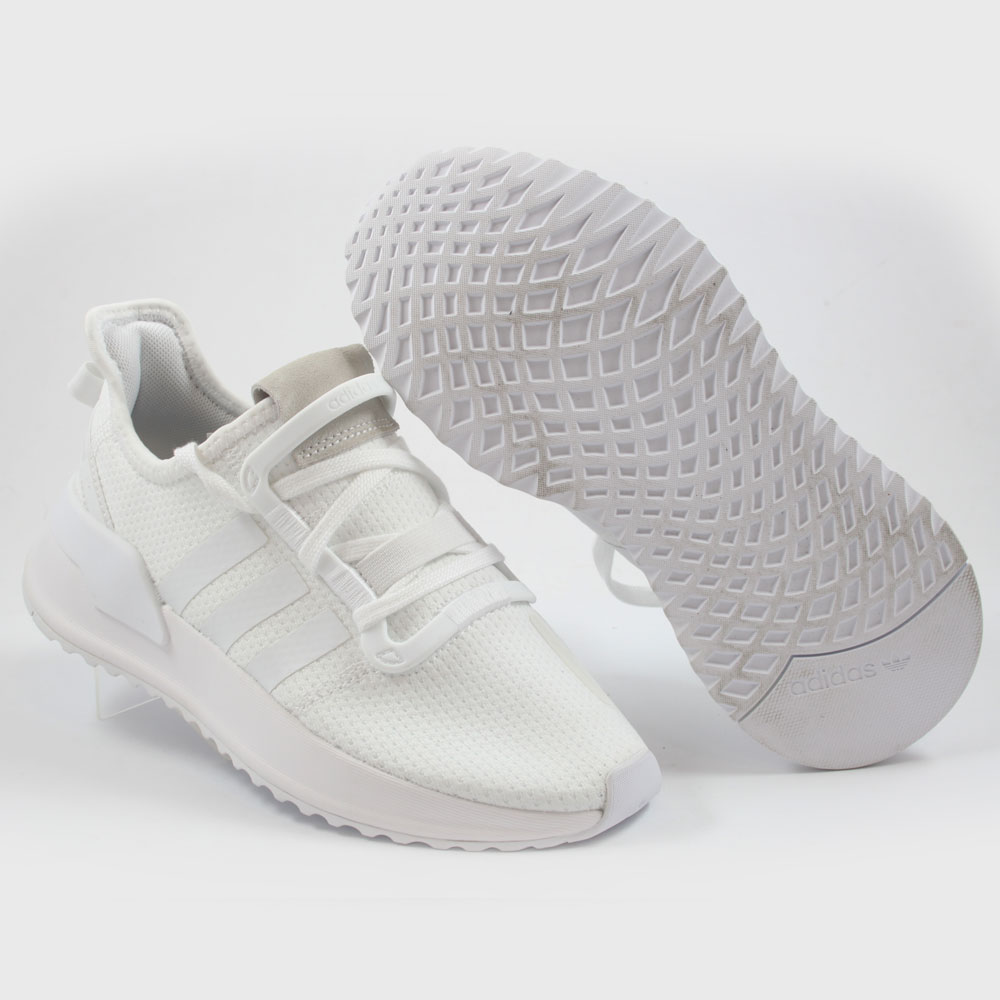 Adidas Damen Sneaker U_Path Run FtwWhtFtwWhtFtwWht G28109