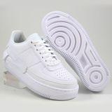 Preview 2 Nike Damen Sneaker AF1 Jester XX White/White-Black