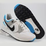 Preview 2 Nike Herren Sneaker Air Pegasus 89 SE Light Bone/Black-Vivid Blue