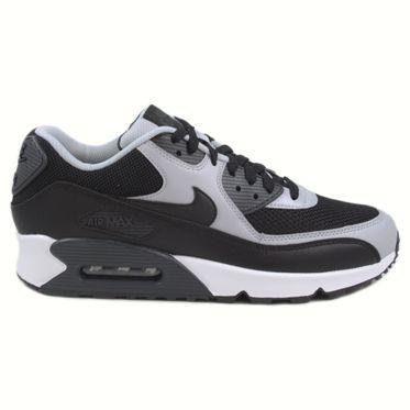 Nike Herren Sneaker Air Max 90 Essential Black/Black-Cool Grey