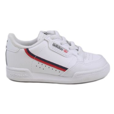 Adidas Kinder Sneaker Continental 80 FtwWht/ScaRle/CoNavy G28218