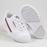 Preview 2 Adidas Kinder Sneaker Continental 80 FtwWht/ScaRle/CoNavy G28218