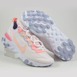 Preview 2 Nike Damen Sneaker React Element 55 Pale Pink/Washed Coral