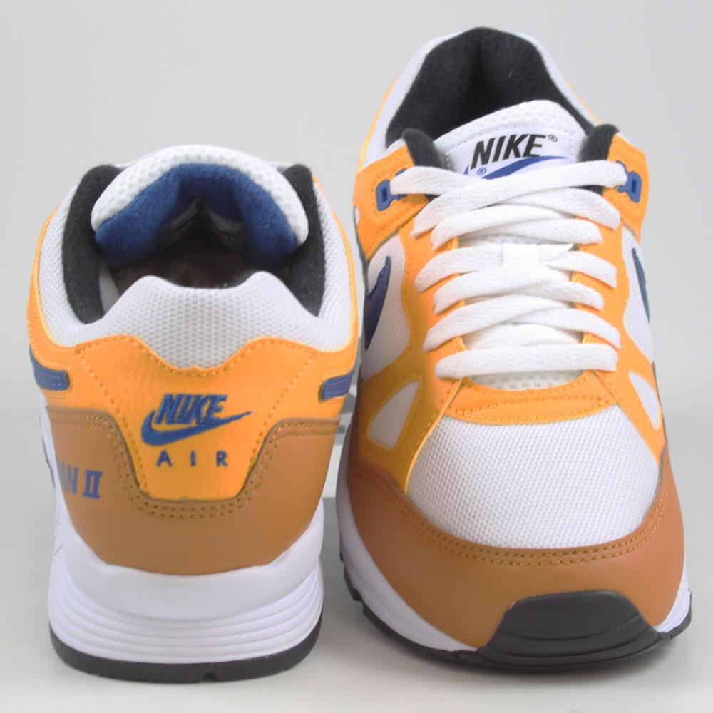 Nike Herren Sneaker Air Span II Yellow OchreIndigo Force