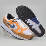 Preview 2 Nike Herren Sneaker Air Span II Yellow Ochre/Indigo Force