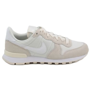 Nike Damen Sneaker Internationalist Pale Ivory/Summt White-White