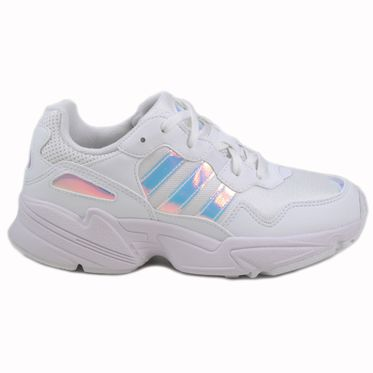 Adidas Damen Sneaker Yung-96 FtwWht/FtwWht/CBlack EE6737