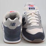 Preview 3 New Balance Herren Sneaker ML574RSC Navy/White-Grey