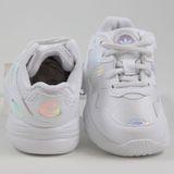 Preview 3 Adidas Kinder Sneaker Yung-96 EL FtwWht/FtwWht/CBlack EE6739