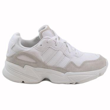 Adidas Damen Sneaker Yung-96 FtwWht/FtwWht/GreTwo G54788