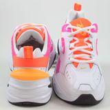 Preview 4 Nike Damen Sneaker M2K Tekno White/White-Laser Fuchsia