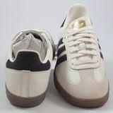 Preview 3 Adidas Herren Sneaker Samba OG OWhite/Carbon/Linen EE5458
