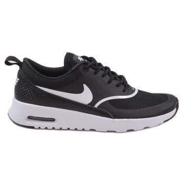 Nike Damen Sneaker Air Max Thea Black/White