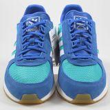 Preview 4 Adidas Herren Sneaker Marathon Tech HirAqu/FtwWht/Blue EE4918