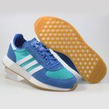 Preview 2 Adidas Herren Sneaker Marathon Tech HirAqu/FtwWht/Blue EE4918