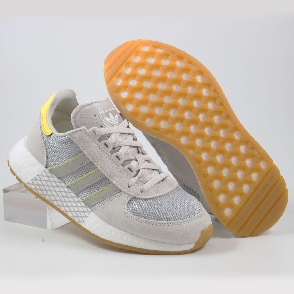 Sneaker RawWhtSeSameBYello Adidas Tech Damen EE4943 Marathon sQdCthrBx