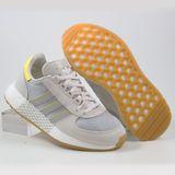Preview 2 Adidas Damen Sneaker Marathon Tech RawWht/SeSame/BYello EE4943