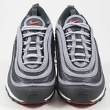 Preview 4 Nike Herren Sneaker Air Max 97 Essential Anthracite/Flash Crimson
