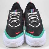 Preview 4 Nike Herren Sneaker Air Max Sequent 4.5 Red Orbit/White-Kinetic Green