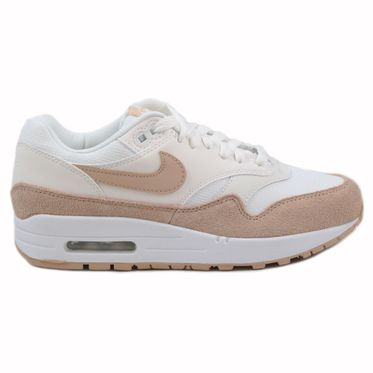 Nike Damen Sneaker Air Max 1 Summt White/Bio Beige