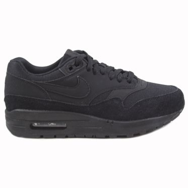 Nike Damen Sneaker Air Max 1 Black/Black-Black-White