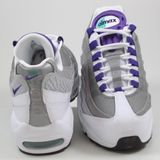 Preview 3 Nike Herren Sneaker Air Max 95 LV8 White/Court Purple
