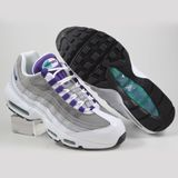 Preview 2 Nike Herren Sneaker Air Max 95 LV8 White/Court Purple