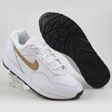 Preview 2 Nike Damen Sneaker Outburst White/Metallic Gold-Black