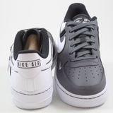 Preview 3 Nike Damen/Kinder Sneaker Air Force 1 LV8 2 Dark Grey/White-Black-White